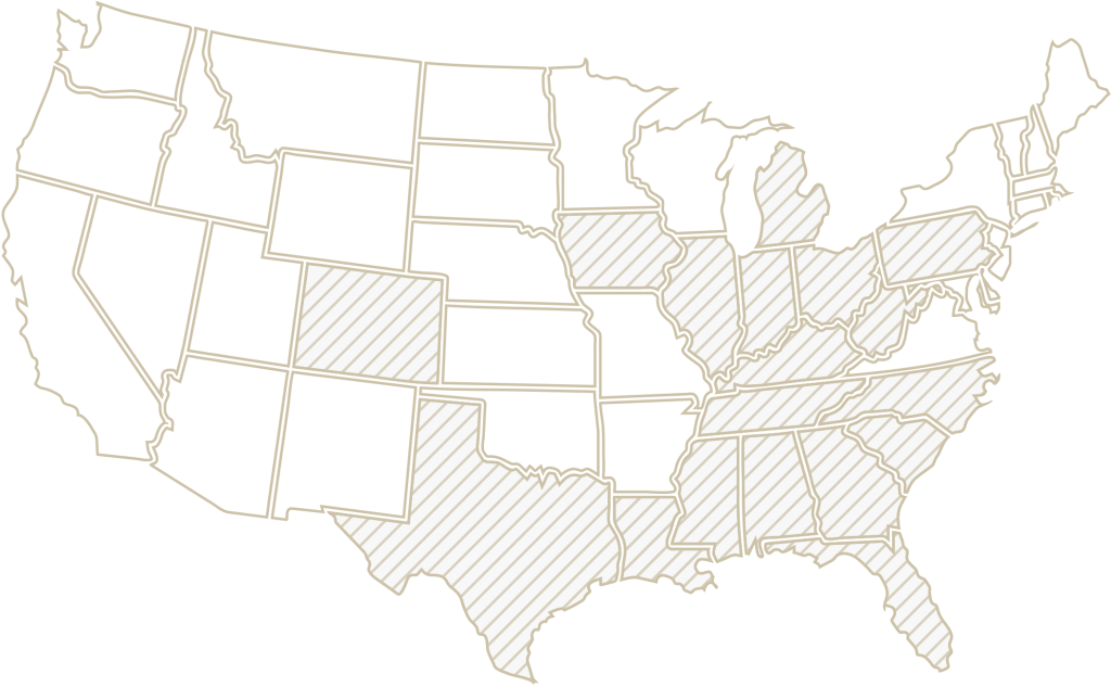 States We Serve